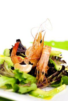 Shrimp, Avocado Salad