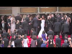 Cannes Festival 2014 Gaspard Ulliel Eva Longoria Mika Salma Hayek Jean Paul Gaultier Roman Polanski - http://hagsharlotsheroines.com/?p=92486
