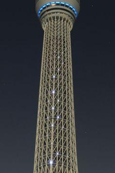 Tokyo Skytree 2012/04/09  http://ameblo.jp/kiyurino-jp/entry-11218997539.html