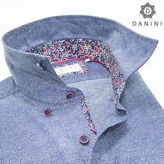 Casual Shirts, Menswear, Shirt Dress, Mens Tops, How To Wear, Blue, Design, Women, Style