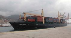 Más de 4 mil contenedores con productos de primera necesidad han arribado al Puerto de La Guaira