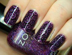 Pinked Polish: No H8 Day featuring Zoya Nail Polish in Aurora