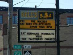Bell's.