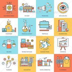 Business Concepts Icons | Buy and Download: http://graphicriver.net/item/business-concepts/8689298?WT.ac=category_thumb&WT.z_author=Vasabii&ref=ksioks