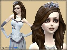 Sims 4 CC's - The Best: Set Bride by Bukovka
