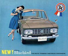 DATSUN Bluebird 1964