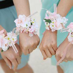 #リストブーケ #プレゼント #おそろ #リゾ婚 #結婚式の思い出にひたる会 #プレ花嫁 #沖縄挙式