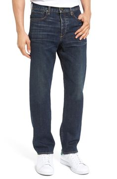 rag & bone rag & bone Fit 3 Slim Straight Leg Jeans (Plattsburg) available at #Nordstrom