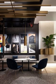 Gaga Chef Sophisticated Interior by Coordination Asia | Trendland