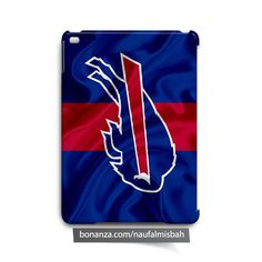 Buffalo Bills Ruffles Silk iPad Air Mini 2 3 4 Case Cover
