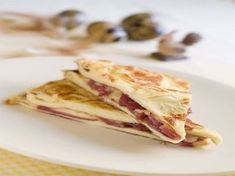 Crepe Quesadillas for all phases