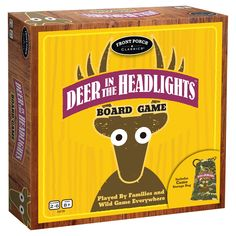 Front Porch Classics Front Porch Classics Deer in the Headlights Board Game