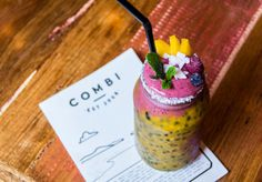 An ultra-healthy cafe with a beach shack vibe in Elwood.