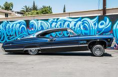1967 chevrolet impala passenger side profile 008