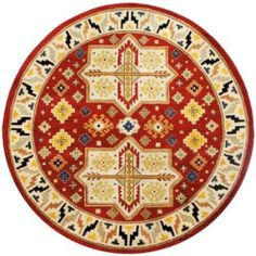 awesome St. Croix Traditions Virtu Red Rug
