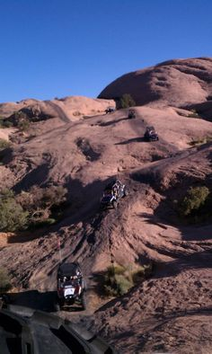 See Moab in a rzr...check!