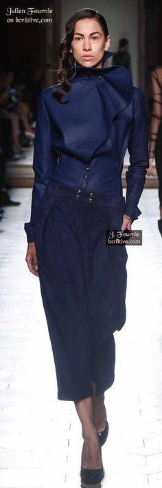 Julien Fournié Fall 2016 Haute Couture