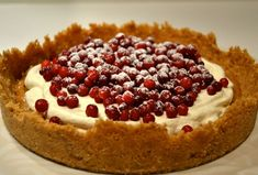 LINGONKOLAPAJ – SKATBOET Christmas Goodies, Christmas Candy, Cake Recipes, Dessert Recipes, Desserts, Fika, Looks Yummy, Vegetarian Recipes, Sweet Tooth