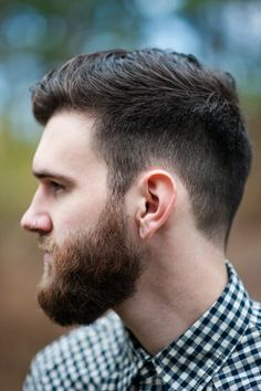 Hairstyles For Men With Beards Men's Hairstyles Hairflips  Men's Haircut  Pinterest