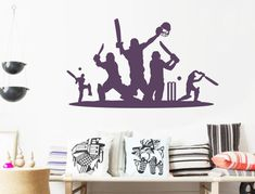 Kids Decals No Damage to The Walls Removable Nursery Decor Vinyl Design Batman Masks Wall Decal Set of 12 Baby Room