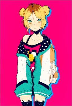 Haikyuu!! - Kenma - Genderbender