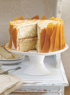Recette de Ricardo de gâteau triple caramel