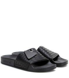 size 40 f7dbd c13d8 Adidas by Raf Simons Pendant Adilette sandals Designer Sneakers, Flip Flop  Sandals, Slide Sandals