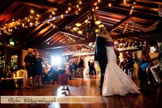 With it's rustic, tavern-like charm, The Taproom at Dubsdread Country Club is the perfect venue for an Irish-Inspired wedding.
