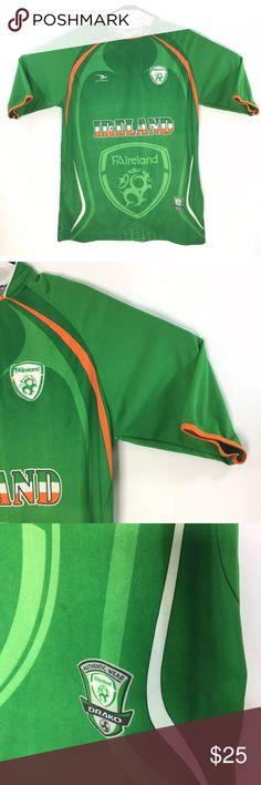 3925bb4bb082c 12 Best Ireland Soccer 4-4-2! images in 2016 | Football, Football ...
