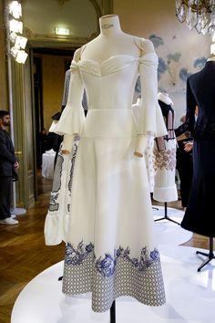 Ulyana Sergeenko Couture Spring Summer 2018 Paris