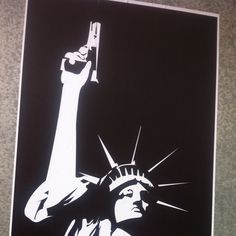 Great graphic street art