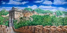 OR 040 Great Wall Of China