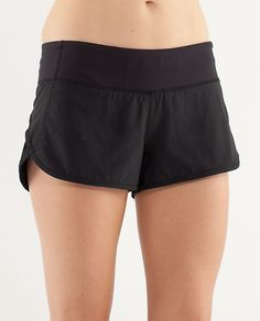 Run:Speed Short - perfect for summer workouts.or just running around town. Run:Speed Short - perfe Summer Workouts, Best Running Shorts, Strong Hair, Run Around, Just Run, I Work Out, Her Style, Lululemon, Gym Shorts Womens