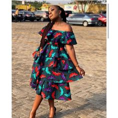 Style Inspiration: Latest Ankara Styles African print fashion Ankara fall fashion African Dress Custom made Ankara dress Homecoming dress Winter fashion African wedding guest Kitenge dress Melanin Popping tribal clothing Prom Dress Christmas Short African Dresses, Ankara Short Gown Styles, Short Gowns, Latest African Fashion Dresses, African Print Dresses, African Print Fashion, Africa Fashion, Ankara Fashion, Ankara Gowns
