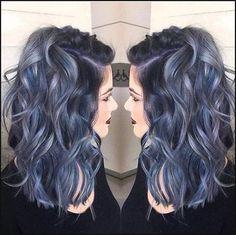 kurze Haare Farbe 2017 - Neue Besten Frisur | Einfache Frisuren