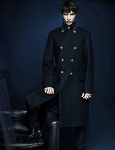 Adrien Sahores for Gucci Fall/Winter 2013/2014 Campaign