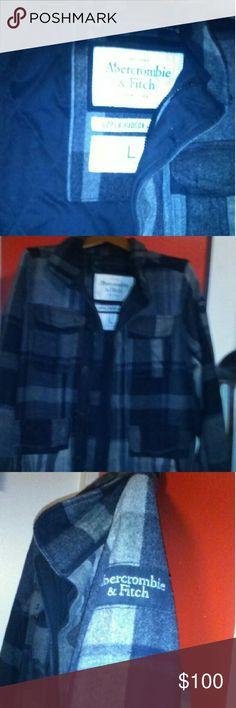 Mens abercrombie coat Men's abercrombie coat Abercrombie & Fitch Jackets & Coats Military & Field