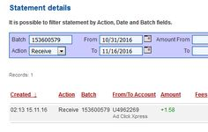 Ad Click Xpress - ACX paying all day and here is my payment Nr 119!NO SCAM HERE!!! THANKS ACX!! Here is my Withdrawal Proof from AdClickXpress.This is not a scam and I love making money online with Ad Click Xpress. AdClickXpress is the top choice for passive income seekers. Making my daily earnings is fun, and makes it a very profitable! I am getting paid daily at ACX and here is proof of my latest withdrawal.