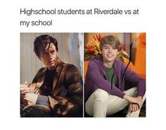 Fat facts😂💀 I'm not gonna have a bf till College I SWEAR😂 Riverdale Archie, Bughead Riverdale, Riverdale Funny, Riverdale Memes, Dylan Sprouse, Funny Tweets, Funny Memes, Hilarious, Riverdale Betty And Jughead