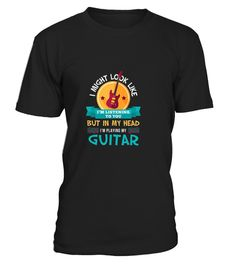 """# Funny Guitar Lover T-Shirt .  100% Printed in the U.S.A - Ship Worldwide*HOW TO ORDER?1. Select style and color2. Click """"Buy it Now""""3. Select size and quantity4. Enter shipping and billing information5. Done! Simple as that!!!Tag: guitar, Guitarist, heavy metal, hard rock, the blues, or folk music, electric guitar shirt, Acoustic"""