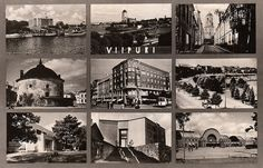 Viipuri, 1930's. by Sameli, via Flickr