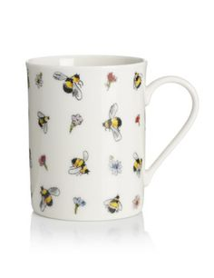 Busy Bee Mug-Marks & Spencer
