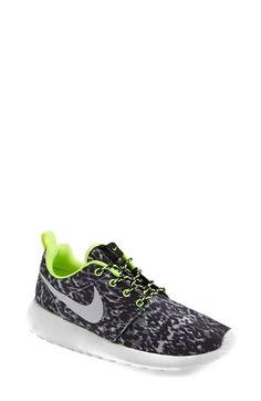 finest selection cff99 d6c21 Nike  Roshe Run  Print Sneaker (Women)   Nordstrom