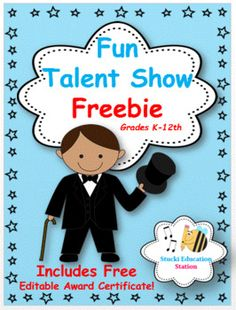 Elementary School Talent Show Rules  Google Search  Talent Show