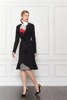 Sfilata Carolina Herrera New York - Pre-collezioni Autunno Inverno 2013/2014 - Vogue