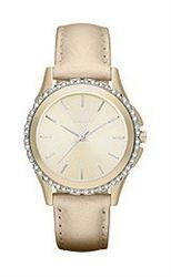 Such a nice watch by DKNY! DKNY Brooklyn Gold with Crystals Womens watch  www.theviningswatchcompany.com