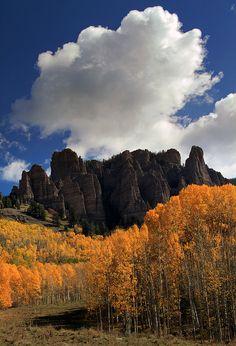 Owl Creek Pass, Colorado; photo by .Jason Branz