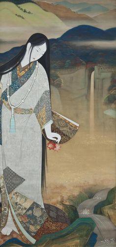 Collectrium   Princess Fuse (Fusehime 伏姫): Images Kobayakawa Kiyoshi, 1896-1948 小早川清