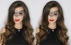 Masquerade Makeup Tutorial - Makeup Geek More