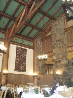 the ahwahnee hotel, inspiration for the overlook hotel in